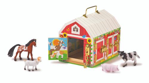 M&d - latches barn