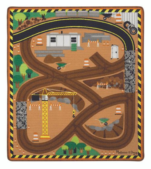 M&d - construction zone playset & vehicles