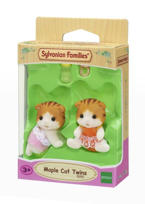 Sf - maple cat twins