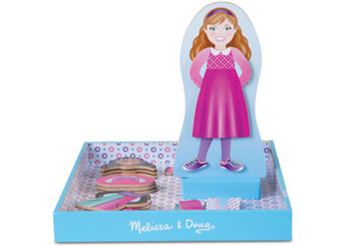 M&d - fun fashions magnetic dress-up