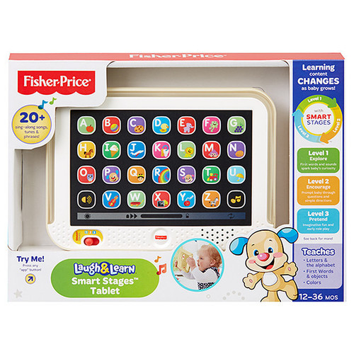 Fp Smart Stages Tablet - Cream Outer