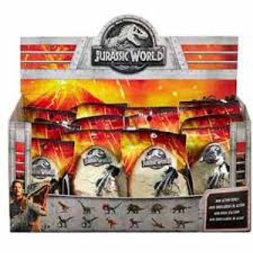 Jurassic world mini dino blind bag