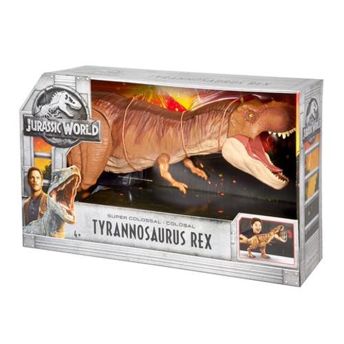 Jurassic World Super Colosal Tyrannosaurus Rex