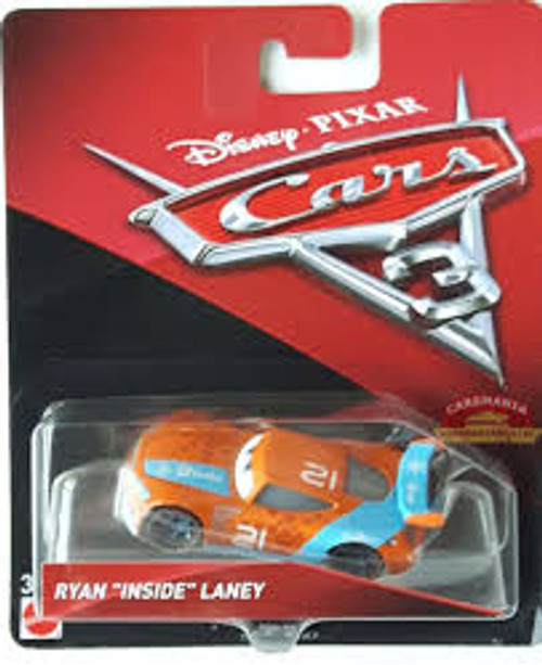 Cars 3 - ryan inside laney