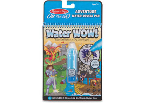 M&d on the go water wow! adventure