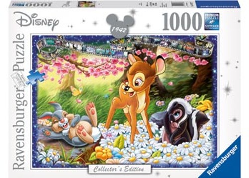 Ravensburger - Disney Moments Bambii 1942 Puzzle 1000 pce