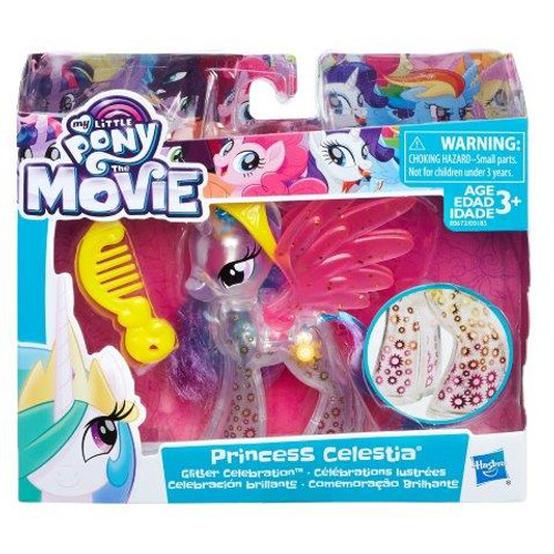 MY LITTLE PONY GLITTER CELEBRATION - PRINCESS CELESTIA
