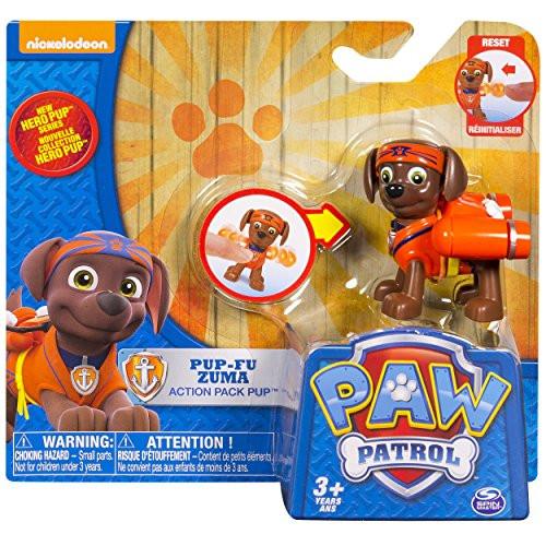 Paw Patrol - Pup-fu Zuma