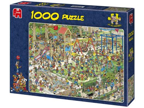 JVH THE PLAYGROUND PUZZLE 1000 PCE