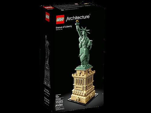 Lego Architecture - Statue Of Liberty