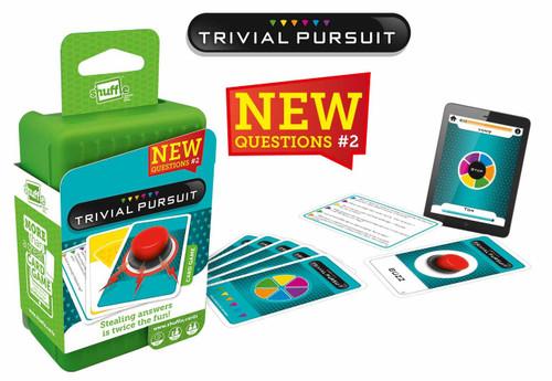 SHUFFLE - TRIVIAL PURSUIT 2