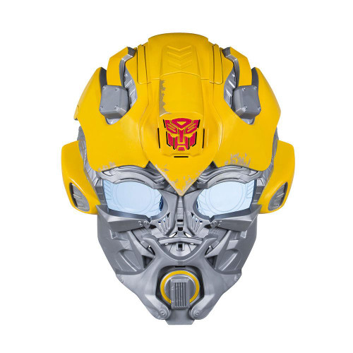 TRANSFORMERS VOICECHANGER MASKS 2 PACK BUMBLEBEE & SQUEEKS