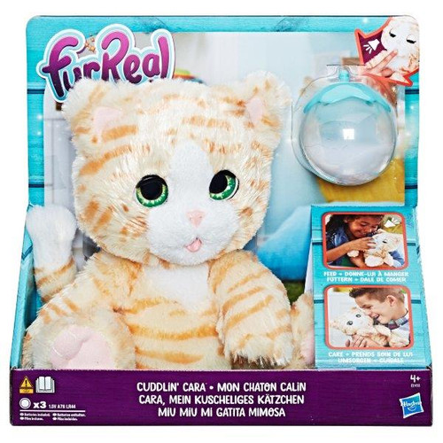FURREAL FRIENDS - CUDDLIN CARA