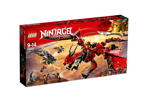 LEGO NINJAGO - FIRSTBOURNE