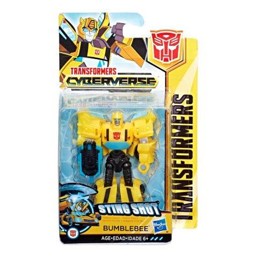 Transformers cyberverse scout - bumblebee