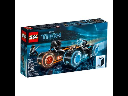 LEGO IDEAS - TRON: LEGACY