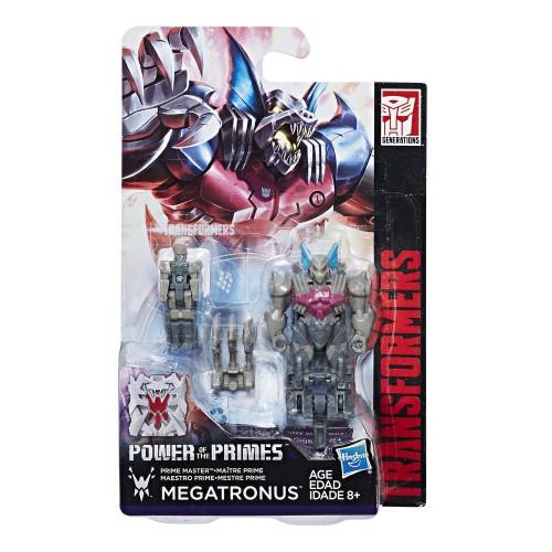 Transformer power of the primes - megatronus