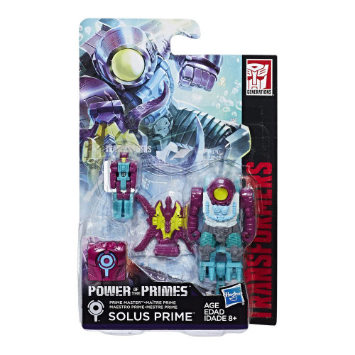 Transformer power of the primes - solus prime