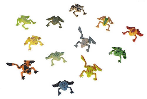 Polypag Mini Frogs