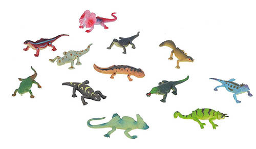 Polypag Mini Lizards