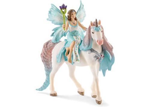 Schleich - fairy eyela with princess unicorn