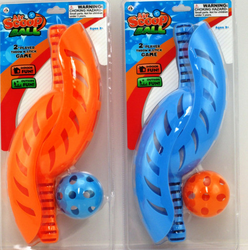 AIR SCOOP BALL SET - ORANGE SCOOPS