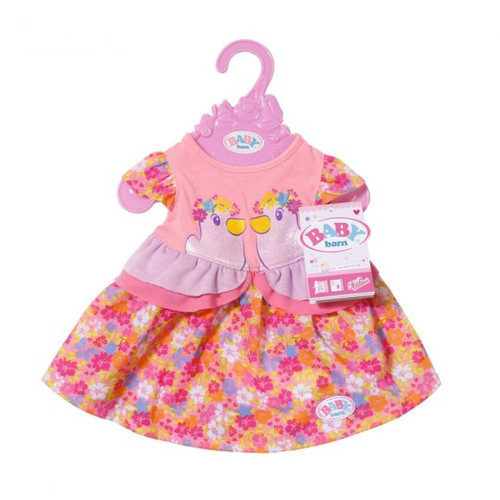 BABY BORN DRESS - FLORAL