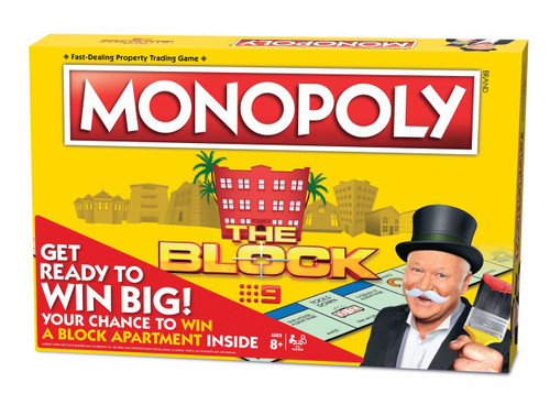 THE BLOCK MONOPOLY