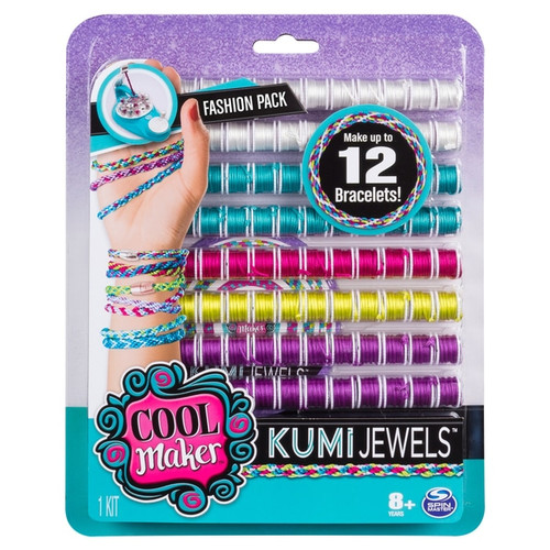 COOL MAKER KUMI KREATOR REFILLS - JEWELS