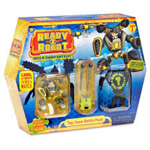 READY2ROBOT BATTLE PACK - TAG-TEAM PACK