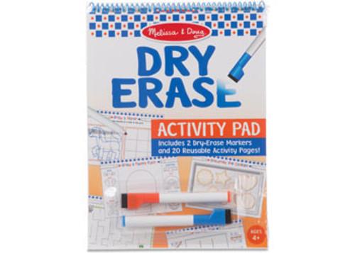 M&d - dry erase activity pad