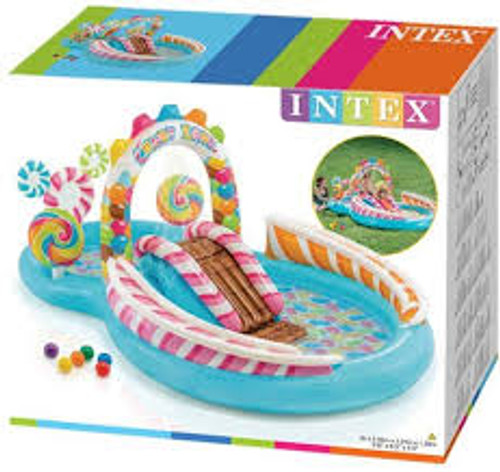 INTEX CANDY ZONE PLAY CENTRE