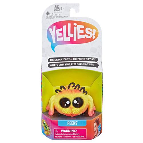 YELLIES - PEEKS