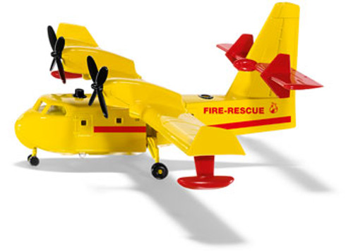 Siku - firefighting plane 1:87 scale