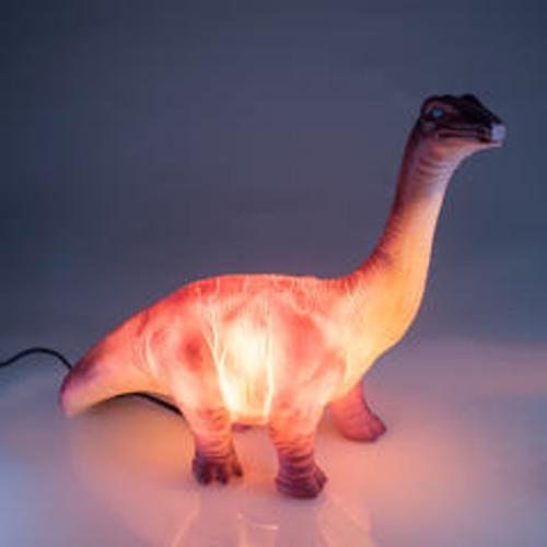 TABLE LAMP - BRACHIOSAURUS