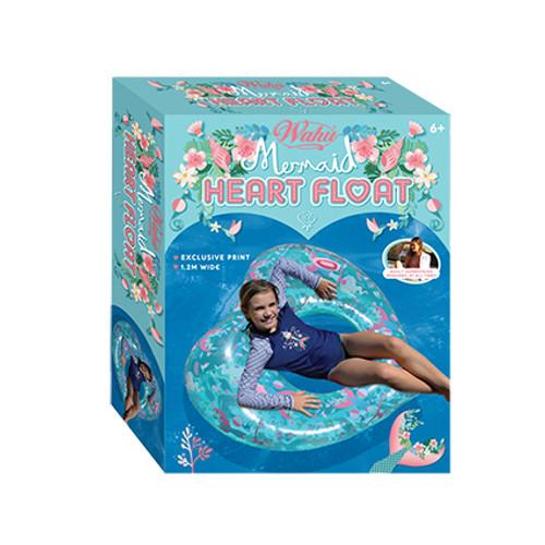 Wahu Mermaid Heart Float