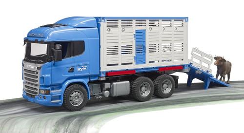 Bruder 1:16 Scania R-series Cattle Transportation Truck