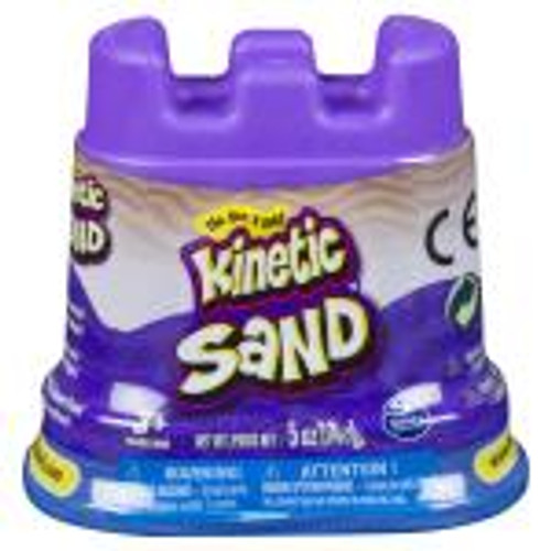 Kinetic Sand 5oz Container - Blue