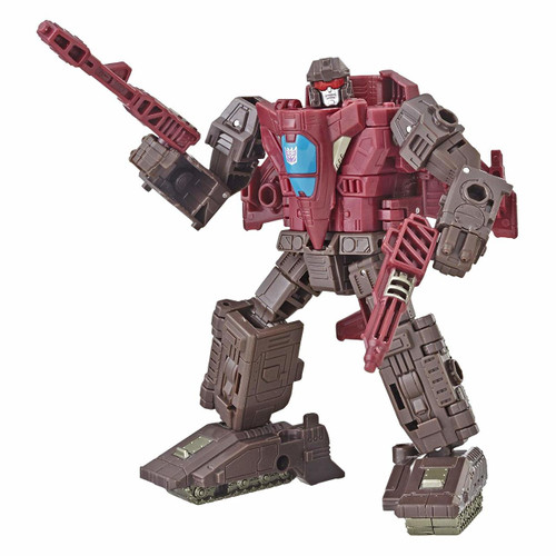 TRANSFORMERS GEN WAR FOR CYBERTRON DELUXE FIG - SKYTREAD