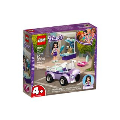 LEGO FRIENDS - EMMAS MOBILE VET CLINIC