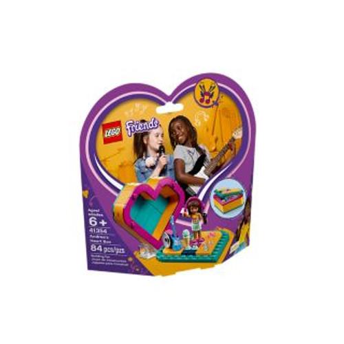 LEGO FRIENDS - ANDREAS HEART BOX