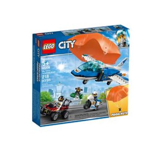 LEGO CITY - SKY POLICE PARACHUTE ARREST
