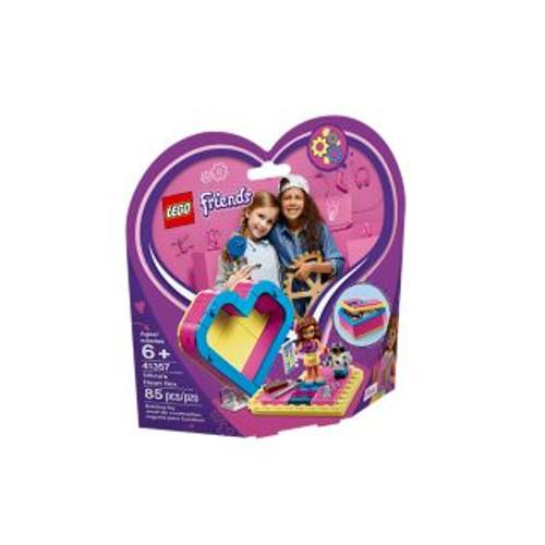 LEGO FRIENDS - OLIVIAS HEART BOX