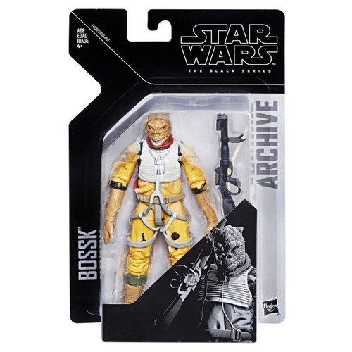 STAR WARS BLACK SERIES GREATEST HITS - BOSSK