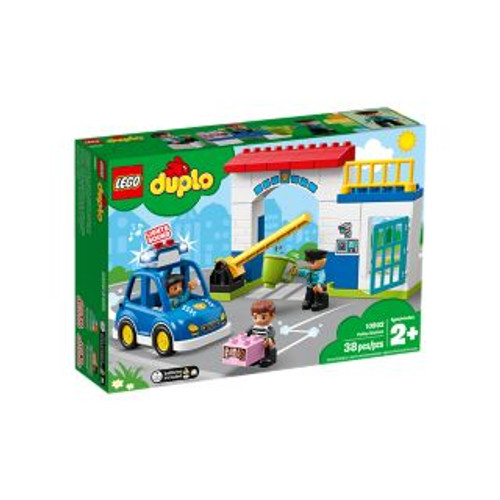 LEGO DUPLO - POLICE STATION