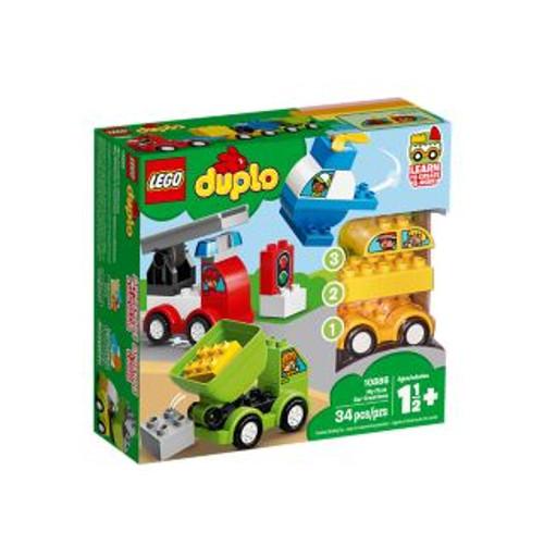 LEGO DUPLO - MY FIRST CAR CREATIONS