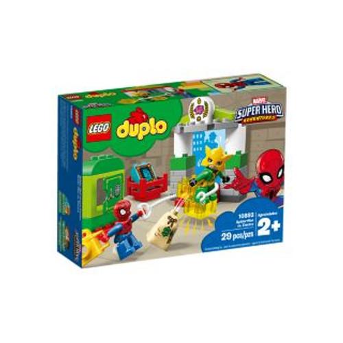 LEGO DUPLO - SPIDER-MAN VS ELECTRO