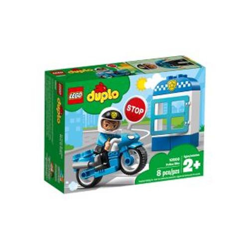 LEGO DUPLO - POLICE BIKE