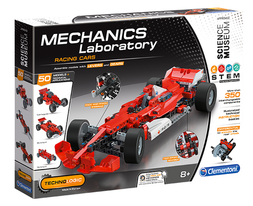 Mech Lab - Racing Cars
