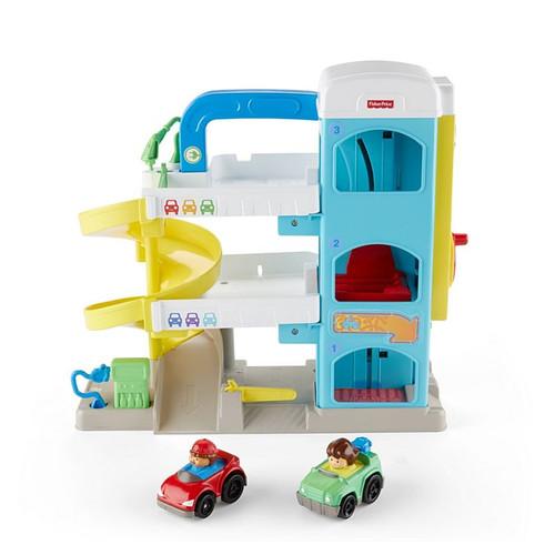 Little People Wheelies Garage Playset